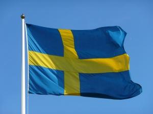 Svensk flagga (Foto: mermit)