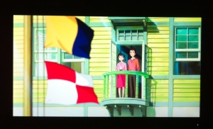 Uppe på vallmokullen (Studio Ghibli)