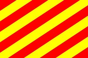 Signalflagga Y