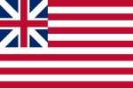 Grand Union flag (Wikimedia Commons)