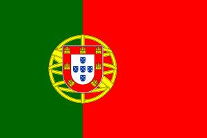 900 års historia i Portugals flagga
