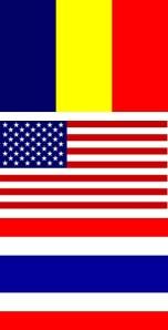Tchad, USA och Thailand
