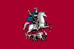 Moskvas flagga