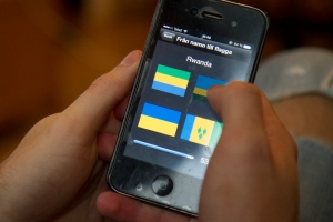 Första grenen National Flags