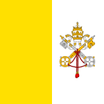 Vatikanstatens flagga