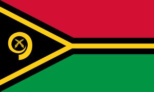 Vanuatus flagga