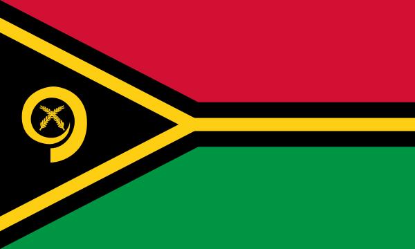 Lär dig mer om Vanuatu med hjälp avflaggan