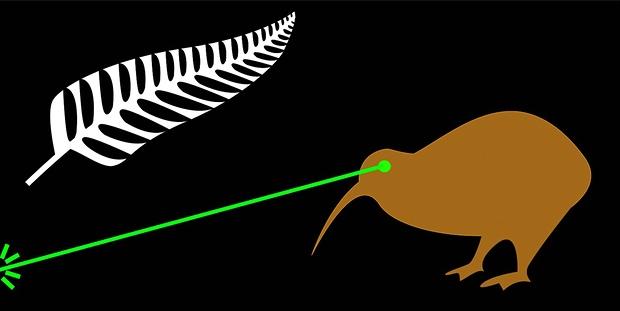 Flaggbloggen rankar Nya Zeelandsflaggförslag