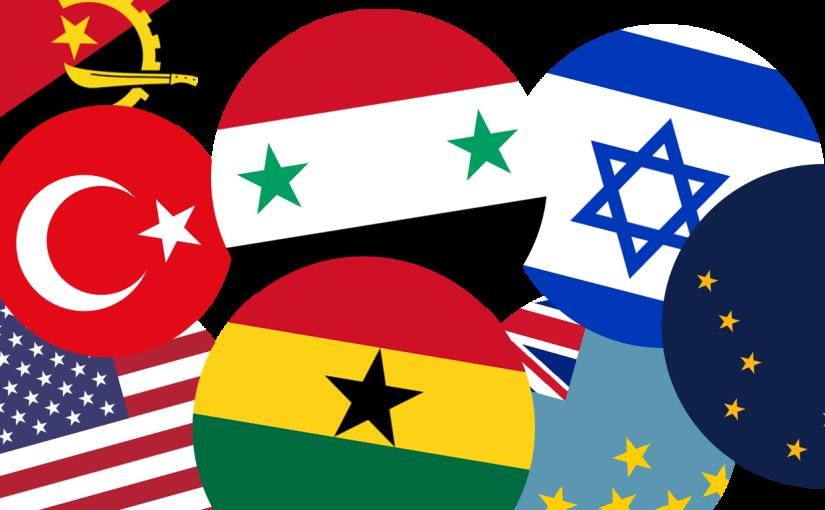 Stjärnor i flaggor