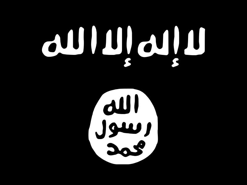 ISIS-flagga