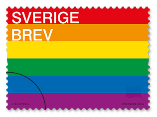 Pridefrimärket