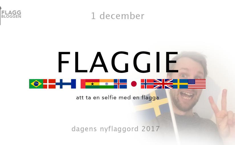 Dagens nyflaggord 1 december:Flaggie