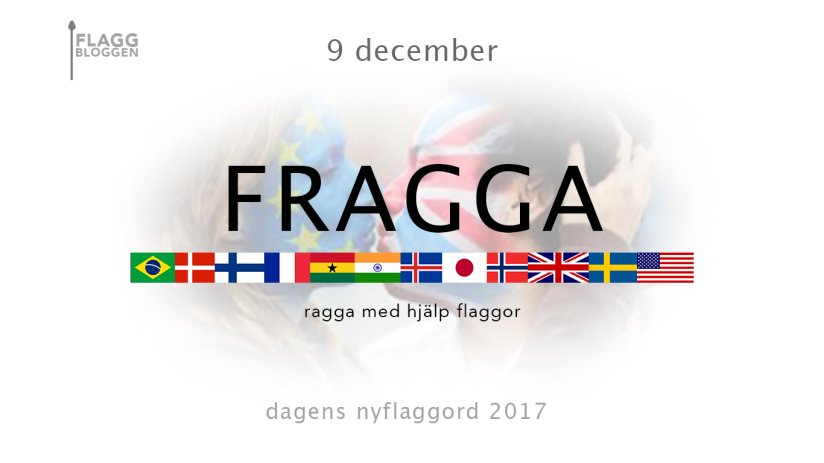 Dagens nyflaggord 9 december: Fragga